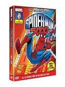 Spiderman Cartoon DVD