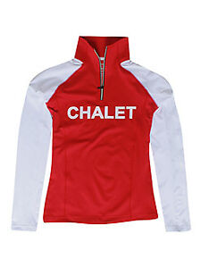 Brand New Chalet Top (size: M & L)