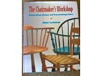 THE CHAIRMAKER'S WORKSHOP HARDBACK BOOK