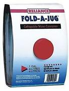 Collapsible Water Jug