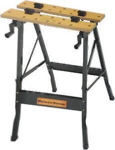 BRAND NEW PORTABLE FOLDING WORK BENCH