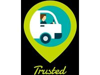 Established Man with Van Business for Sale