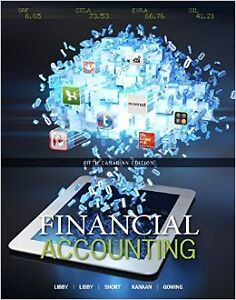 Financial Accounting Canadian 5th edition