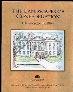 $25 · The Landscapes of Confederation: Charlottetown, 1864