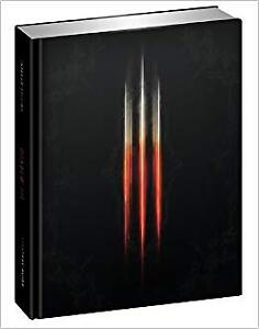 PC game : Diablo 3: Strategy Guide, Limited Edition- Like new