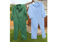 mens boiler suits qty 2 (new)