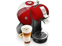 Brand New Krups KP220540 Nescafe Dolce Gusto Melody 3 Coffee Machine-Red (RRP £90)