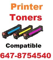 BROTHER HP CANON SAMSUNG Toners Q2612A 128 TN450 TN660 D101....