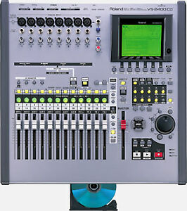 Roland VS-2400CD for sale or trade