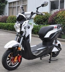 ARMADA TROOPER ELECTRIC SCOOTER 60V 500W HIGH TORQUE