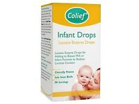2 X Colief infant drops