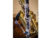 Saxophone, Clarinet & Flute teacher