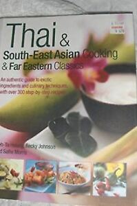 Book For Sale - Thai and South East Cookbook