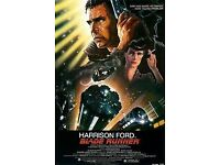 2x Blade Runner Secret Cinema tickets / HALF PRICE! / Orion / Weds 20th June