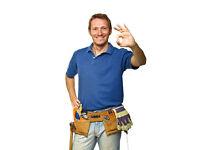 Skilled Labourer Needed, For floor tilling & studwalls, Basic Plumbing, Immediate Start