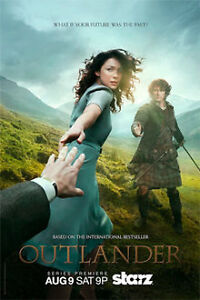 Wanted - Outlander DVD or Blu-ray