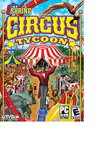 Shrine Circus Tycoon: PC game