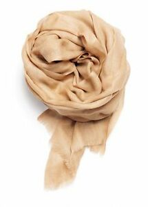 Brand new Brown Nude coloured scarf