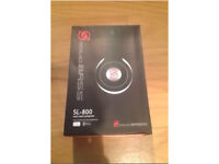 BOXED BRAND Headphones in Red £5