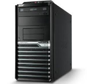 Off-Lease Acer Veriton Core I5 Systems