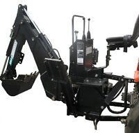 New Backhoe Attachment for 25 - 45 HP Tractor