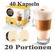 Dolce Gusto Kapseln Latte