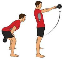 Private Kettlebell lessons