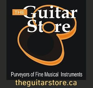 THEGUITARSTORE.CA Vintage Strats, Teles, Amps