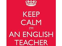 English, National 5 and Higher Tutoring