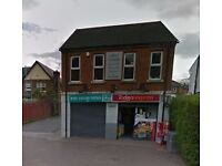 First floor commercial property to let on main road