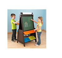 Deluxe Double Sided Grand Storage Easel