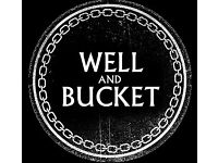 General Manager wanted for the Well & Bucket - part of award winning group Barworks