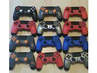 Limited edition ps4 controllers