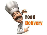URGENT- Delivery Driver required to for food outlet