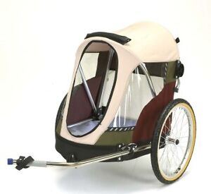 Wike bicycle trailer for dogs