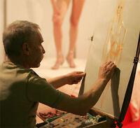 Nude Models Wanted for Art Group