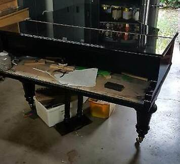 IBACH 1898 Grand PIANO almost completely Overhauled