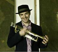Trompettiste Arrangeur Disponible // Trumpeter Arranger for Hire