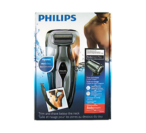 BNIB Philips Wet /Dry Bodygroom with Back Extension,Series 3000