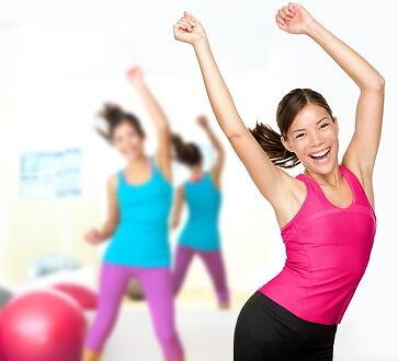Tanz dich fit – alle Trends von der Aerobic-Welle bis zum Zumba-Boom