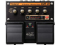 Three guitar pedals toget. Hototone-£50 + Roland GR-D-£80 + Digitech RD1-£30.Together only £100