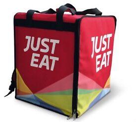 Delivery rucksack