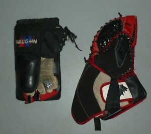 Goalie Equipment - Gloves, chest protector, pants and bag