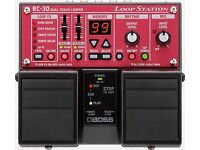 BOSS (Roland) RC 30 wanted