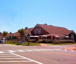 Retail space for rent at Gateway Village PEI