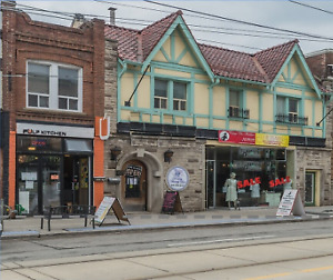 FOR RENT OFFICE / RETAIL SPACE 150-1500 SF QUEEN/ BROADVIEW