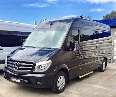 Luxury 2016 Mercedes Wedding 11 seater