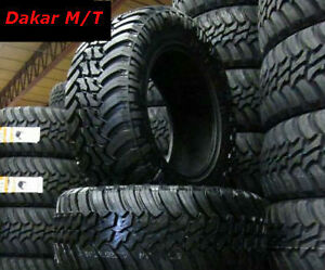 Dakar M/T    10ply  M+S rated  only $309 per tire