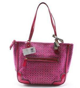 917a243529e6 Used Pink Coach Purses