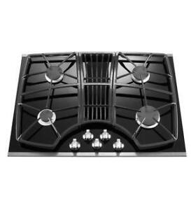 30 Gas Cooktop Downdrafts